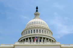 United States Capitol building. Washington DC, USA royalty free stock photos