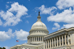 United States Capitol Building in Washington DC Stock Photography