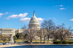 United States Capitol Building - Washington, DC, USA Royalty Free Stock Photo
