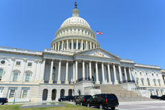 United States Capitol Building in Washington DC, USA Stock Photo