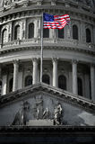 United States Capitol Building in Washington DC Royalty Free Stock Photography