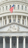 United States Capitol Detail Royalty Free Stock Photos