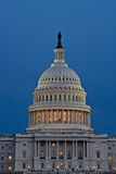 United States Capitol Dome Royalty Free Stock Photo