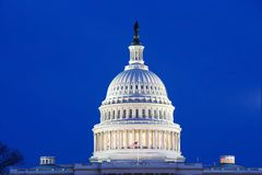 United States Capitol Dome Royalty Free Stock Photos