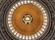United States Capitol Dome Stock Image