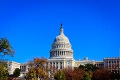 US Capital Building, Washington, DC. Stock Photography