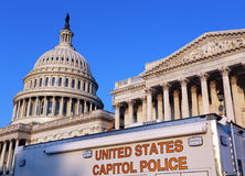 United States Capitol Police Stock Photos