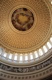 United States Capitol Rotunda Stock Photo