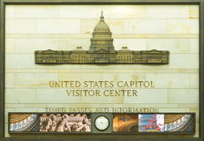 United States Capitol Visitor Center Stock Photos