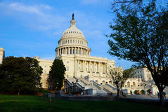 United States capitol, Washington DC Royalty Free Stock Photo