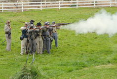 United States Civil War Stock Photo