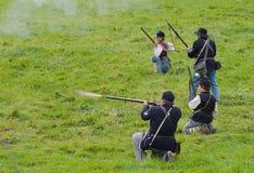 United States Civil War Stock Photo