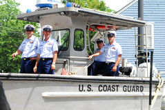 United States Coast Guard Royalty Free Stock Photo