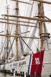 United States Coast Guard Eagle Royalty Free Stock Image