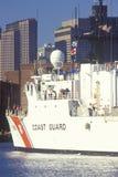 United States Coast Guard Ship Royalty Free Stock Photography
