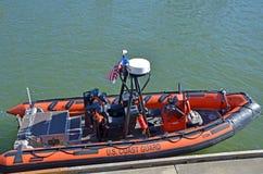 United States Coast Guard Stock Photography