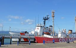 United States Coast Guard Royalty Free Stock Photo