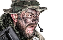 United States Commando Royalty Free Stock Photos
