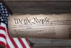 United States Constitution Stock Photos
