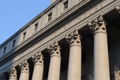 United states court house Stock Photo