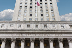 United States Court House Stock Image