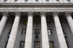 United States Court House Royalty Free Stock Photography