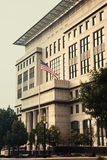 United States Courthouse. Building in Charleston, West Virginia Stock Image