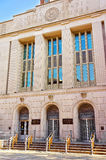 United States Custom House Building in Chestnut Street in Philad Royalty Free Stock Images