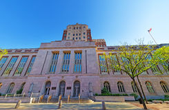 Free United States Custom House Building In Chestnut Street Stock Photo - 72988720