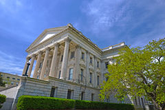 United States Custom House Stock Photography