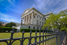 United States Custom House Royalty Free Stock Photography