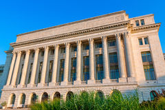 United States department of agriculture Washington Stock Image