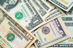 United States Dollars Various Stock Photos