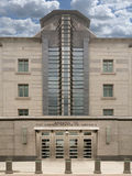 United States Embassy. An entrance way to the US Embassy in Ottawa, Ontario, CAnada Royalty Free Stock Image