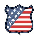 United States emblem Stock Image
