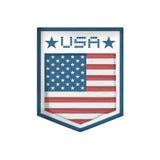 United States emblem Stock Photos