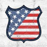 United States emblem Royalty Free Stock Image