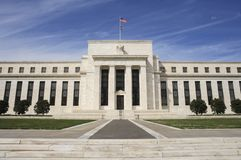 The United States Federal Reserve Royalty Free Stock Images