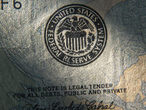 United States Federal Reserve System symbol. Stock Photography