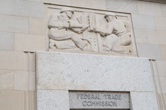 United States Federal Trade Commission Royalty Free Stock Image
