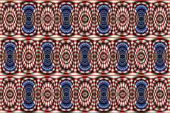 United States Flag Abstract Royalty Free Stock Photo