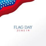 United States Flag Day Royalty Free Stock Photo