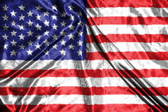 United States flag.flag on background.  royalty free stock photos