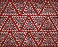 United States Flag Pattern Royalty Free Stock Image