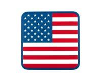 United States flag Royalty Free Stock Image