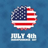United States independence Royalty Free Stock Photos