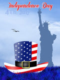 United States Independence Day Royalty Free Stock Photo