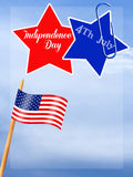 United States Independence Day Stock Image