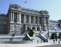 United States Library of Congress building Royalty Free Stock Photos