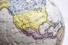 United States Map Royalty Free Stock Image